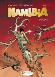 Cinebook's Namibia Soft Cover # 2
