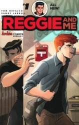 Archie Comics Group's Reggie And Me Issue # 1c