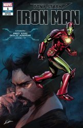 Marvel Comics's Tony Stark: Iron Man Issue # 1v