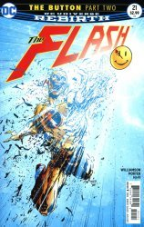 DC Comics's The Flash Issue # 21b