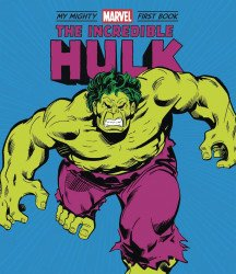 Abrams Appleseed's Incredible Hulk: My Mighty Marvel First Book Hard Cover # 1