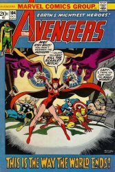 Marvel's The Avengers Issue # 104