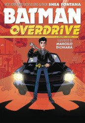 DC Comics's Batman Overdrive Soft Cover # 1