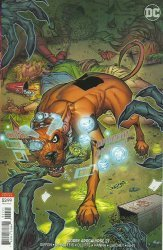 DC Comics's Scooby Apocalypse Issue # 27b