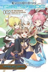 Yen Press's Sword Art Online: Girls Ops Soft Cover # 2