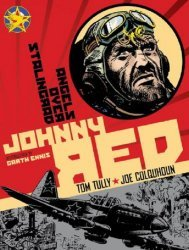 Titan Books's Johnny Red Hard Cover # 3