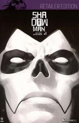 Valiant Entertainment's Shadowman Issue # 1comicspro