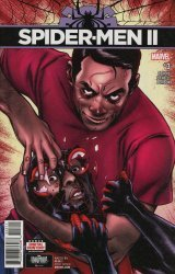 Marvel Comics's Spider-Men II Issue # 3