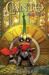 IDW Publishing's Canto TPB # 1