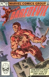 Marvel Comics's Daredevil Issue # 191