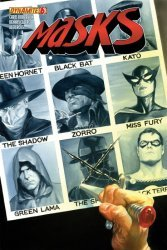 Dynamite Entertainment's Masks Issue # 6