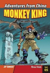 JR Comics's Adventures from China: Monkey King Issue # 5