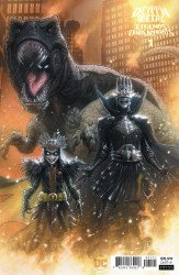DC Comics's Dark Nights: Death Metal - Legends of the Dark Knights Issue # 1b