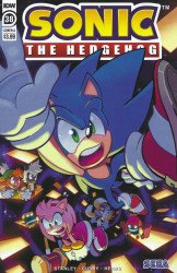 IDW Publishing's Sonic the Hedgehog Issue # 38