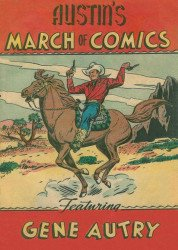 Western Printing Co.'s March of Comics Issue # 25c