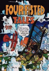 Comics Consortium's Four-Fisted Tales Issue # 2