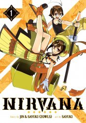 Seven Seas Entertainment's Nirvana Soft Cover # 1