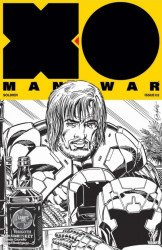 Valiant Entertainment's X-O Manowar Issue # 2larrys