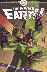 Ahoy Comics's The Wrong Earth Issue # 2