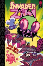Oni Press's Invader Zim Hard Cover # 3