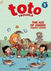 Papercutz's Toto Trouble Hard Cover # 3