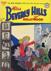DC Comics's Miss Beverly Hills of Hollywood Issue # 8
