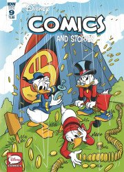 IDW Publishing's Disney Comics & Stories Issue # 9