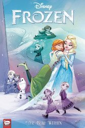 Dark Horse Comics's Disney Frozen: Hero Within TPB # 1