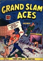 Anglo-American Publishing Co.'s Grand Slam: Three Aces Issue # 47
