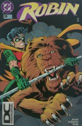 DC Comics's Robin Issue # 20b