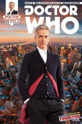 Titan Comics's Doctor Who: The 12th Doctor Issue # 1w