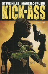 Image Comics's Kick-Ass Issue # 13