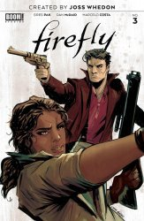BOOM! Studios's Firefly Issue # 3