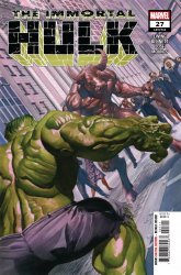 Marvel Comics's Immortal Hulk  Issue # 27