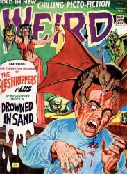 Eerie Publications's Weird Magazine Issue # 6