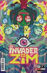 Oni Press's Invader Zim Issue # 28