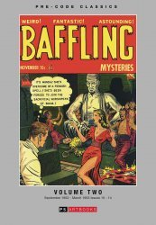 PS Artbooks's Pre-Code Classics: Baffling Mysteries Hard Cover # 2