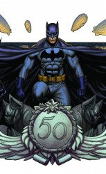 DC Comics's Batman Issue # 50-4cbeast-a