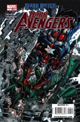 Marvel's Dark Avengers Issue # 4