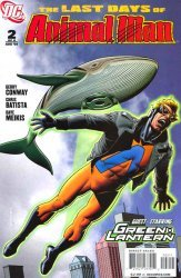 DC Comics's Last Days of Animal Man Issue # 2