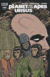BOOM! Studios's Planet of the Apes: Ursus Issue # 2c