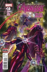 Marvel's All-New All-Different Avengers Issue # 10
