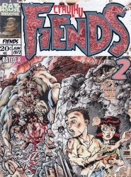 Rat House Comics's Fiends Issue # 1f