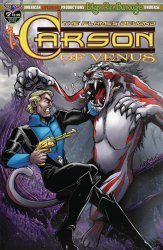 American Mythology's Carson of Venus: Flames Beyond Issue # 2b