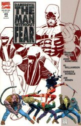 Marvel Comics's Daredevil: The Man Without Fear Issue # 3