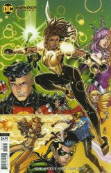 DC Comics's Young Justice Issue # 11b