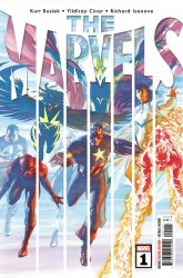 Marvel Comics's The Marvels Issue # 1