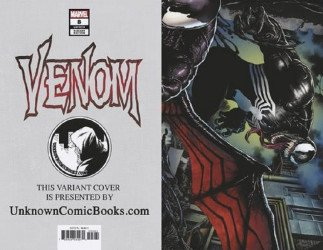 Marvel Comics's Venom Issue # 8unknown