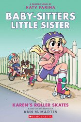 Graphix's Baby-Sitters Little Sister  TPB # 2