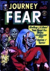Superior Comics's Journey Into Fear Issue # 10